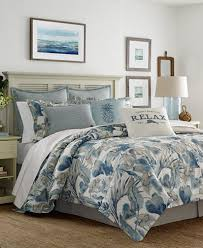 Tommy Bahama Home Raw Coast Bedding Collection Bedding