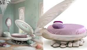 Thereu0027s Now A Little Mermaid Bed And All Our Disney Fied Dreams Have Come  True