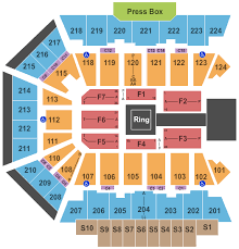 Wwe Tickets Raw Smackdown Ppv