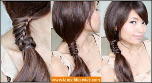 Hairstyle 2016 Ladies stylish party hairstyles ideas for women 20152016 6254 by stevesalt.us