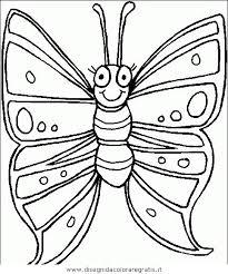 Disegno Farfalla34 Animali Da Colorare
