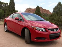 2012 Honda Civic Coupe First Drive Review - YouTube