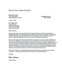 New Grad Nurse Cover Letter Sample Nursing Resume Cover Letter