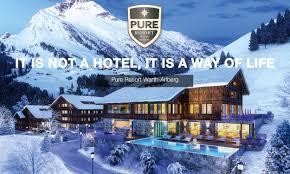 Home Pure Resort Warth