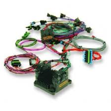chevy wiring harness, with ecm, use with 1993 1997 lt1 & lt4 painless wiring 60502 at Lt1 Painless Wiring Harness