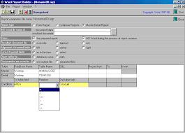 Download Word Report Builder Word Report Builder Generates Report In