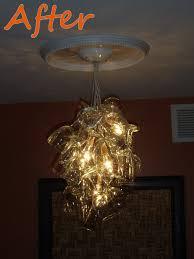 lyn ley inliquid chandelier classic wine glass chandelier picture
