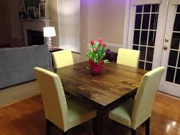 how to decide between a round or square dining table