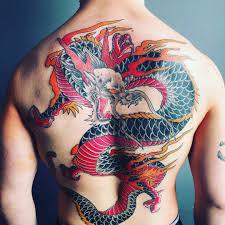60 Attention Grabbing Dragon Tattoo Designs Mythological Body Art
