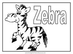 Small Picture cute baby zebra coloring pagejpg 11401440 clipart Pinterest