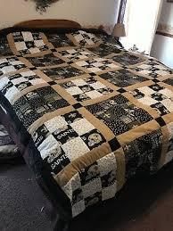 new orleans saints quilt pillowshams