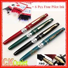 Free Ink Pens Online Get Cheap 78g Fountain Pen Aliexpresscom Alibaba Group