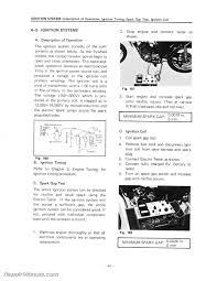 1974 yamaha dt100 dt125 dt175 enduro motorcycle service manual 1974 yamaha dt100 dt125 dt175 enduro service manual page 4