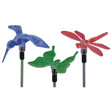 Gardening Decorative Accessories Accessories Epic Picture Of 100 Pc Colorful Bird Butterfly 81