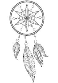 Dream Catcher Worksheet Stunning Dream Catcher Coloring Page Free Printable Coloring Pages