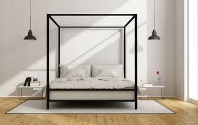Fabulous Canopy Platform Bed with 25 Best Canopy Bed Frame Ideas On ...