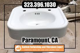 bathtub refinishing reglazing paramount