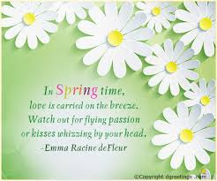 Spring Photo Cards Spring Card