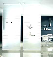 office wall divider. Office Wall Divider Clear Dividers Used I