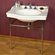 bathroom magnificent sink stand buy kitchen sons hardwood