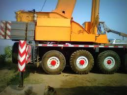 Demag Ac 665 Bsh Cranes