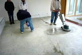 polished concrete floor in house. Polished Concrete Floor Bathroom In House Putting Old Paint .