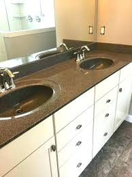 re countertop refinishing cultured marble bathroom cleaning painting how to re shine re marble countertop
