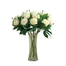 romantic new peony 2 heads tea rose decorative flower artificial wedding flower party event silk fake