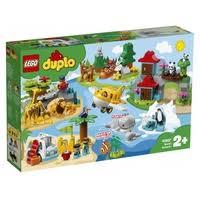 <b>Конструктор LEGO Duplo</b> 10907 Животные мира ...