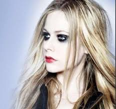 you can try avril lavigne s i slept in my black eye makeup look