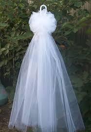 Tulle Fabric Wedding Decorations Similiar Simple Tulle Decoration Keywords