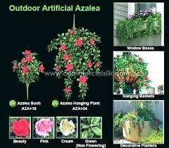 outdoor artificial fern hanging baskets outdoor artificial hanging plants faux outdoor flowers artificial hanging baskets decor