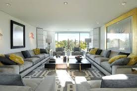 Big Living Rooms Cool Design Ideas