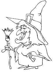 Vintage Halloween Sheet Music Halloween Witch Coloring Pages 1