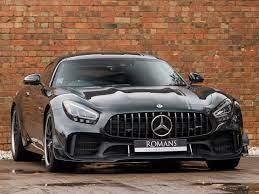 Узнайте, почему он такой дорогой! 2020 Used Mercedes Benz Amg Gt R Pro Magnetite Black