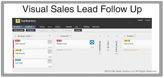 sales follow up booking direct sales home parties with kanbanery my sales tactics