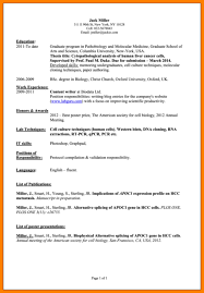 5+ where to put photo on resume