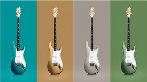 Prs Guitars Announces 4 New Colors For The John Mayer Silver