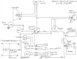 british motorcycle classics electrical wiring scheme jpg Â