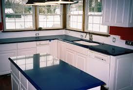 dark blue quartz countertops