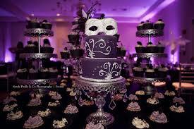 Sweet 16 Masquerade Ball Decorations