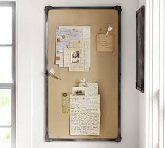 home office wall organizer. industrial home office wall organizer pinboard, 36 x 20 e