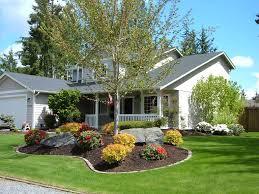 Stylish Front Yard Landscape Design Ideas Beautiful Front Porch Flower  Garden 17 Best Ideas About Front