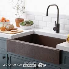 E Granite Kitchen Sinks Modern Farmhouse Kitchen Sinks Native Trails