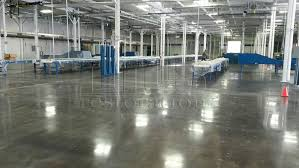 polished concrete floor cost is determined by many factors and environmental conditions