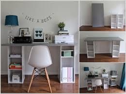 Marvelous DIY Home Office Desk 10 Diy Home Office Desks For Your Inspiration