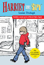 harriet the spy harriet the spy was a book i read over and over as a kid