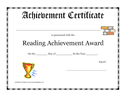 Sample Certificate Of Achievement Sample Achievement Award Certificate Fresh Awesome Collection 20
