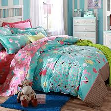 girl full size bedding sets memorecool home textile cute cartoon design boys and girls bedding