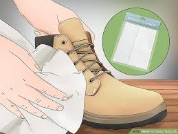 image titled clean nubuck step 1